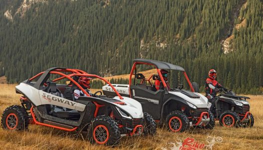 UMI appointed the importer of Segway Powersports
