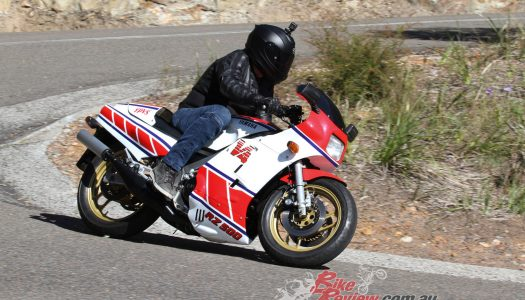 Throwback Thursday: Used Ride, 1984 Yamaha RZV500R