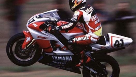 Throwback Interview: Alan Cathcart Chats With Nori Haga, 2000 season and YZF-R7