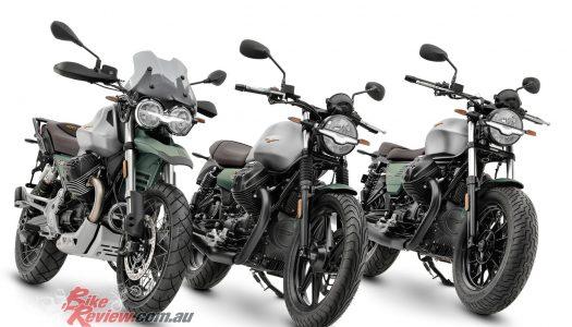 2021 Marks The Year Of Moto Guzzi's Centennial