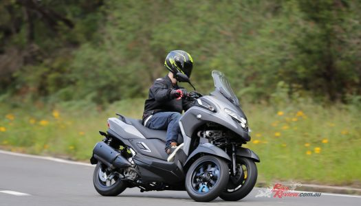 Review: 2020 Yamaha Tricity 300