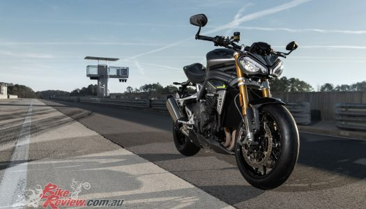 The All-New Triumph Speed Triple 1200 RS announced