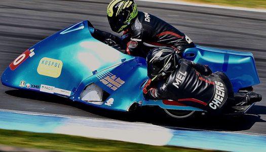 New Australian F1 and F2 Sidecar Championship Dates