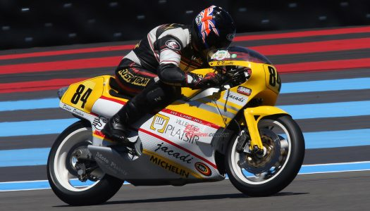 Throwback Thursday: 1984 Chevallier Honda RS500 GP Racer