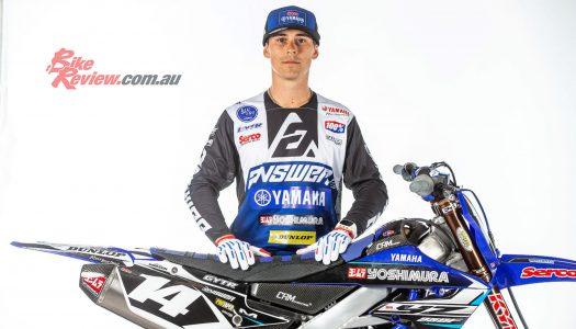 Dobson Completes Serco Yamaha 2021 Team Line Up