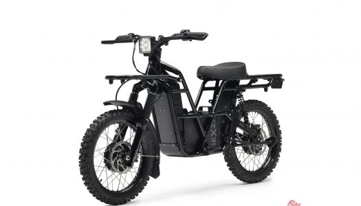 "UBCO releases a ""tough"" new electric utility bike"