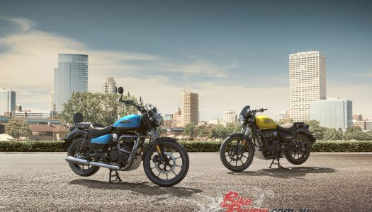 New Model: The new Royal Enfield Meteor 350 Cruiser