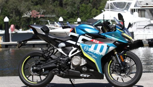 Video Review: 2021 CFMOTO 300SR