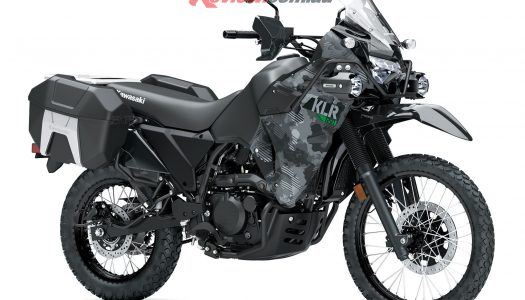 New Kawasaki KLR650 and KLX230R S announced