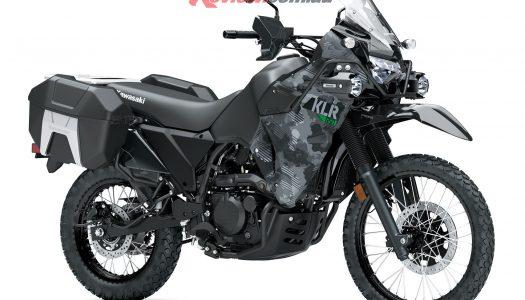 New Kawasaki KLR650 and KLX230R S announced