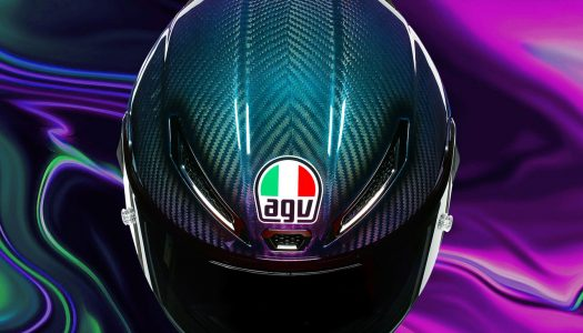New Product: AGV Pista GP-RR Iridium
