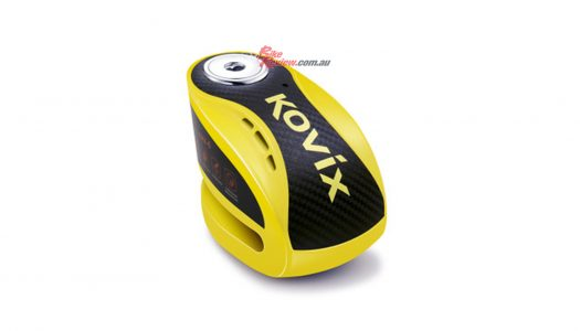 New Product: Kovix KNX-6 Lock.