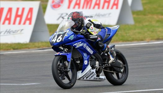 OJC Champion Steps Up to 300cc categories In 2021
