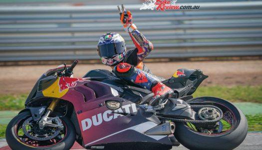 MotoGP News: That's a wrap! Miller ends Qatar Test on top