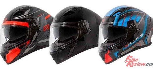 New Product: RJAYS Apex III Helmet