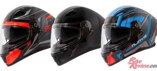New Product: RJAYS Apex III Helmet