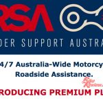 Insurance Package: Rider Support Australia Premium Plus