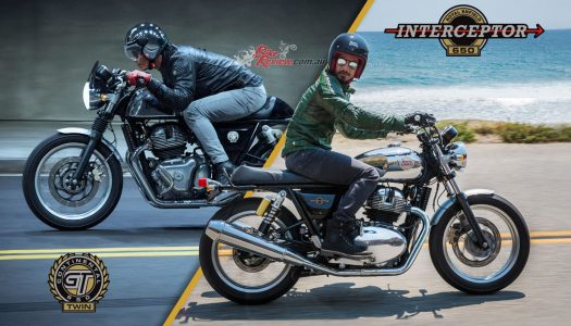 Low Rate Finance on Royal Enfield 650 models