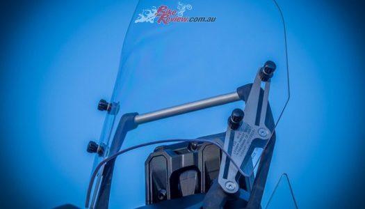 New Product: Screen Adjuster for Yamaha Ténéré 700