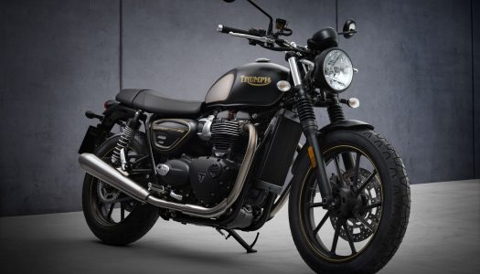 New Street Twin, Bonneville Speedmaster & Bobber