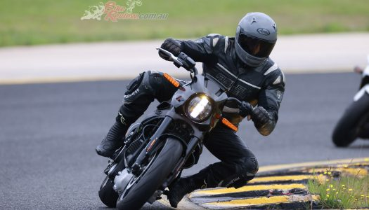 Racetrack Test: Harley-Davidson LiveWire, Charged!