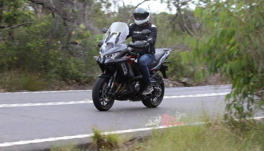 Review: 2021 Kawasaki Versys 1000 S, Fast Touring
