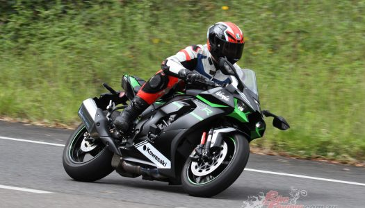 Review: 2021 Kawasaki Ninja ZX-10R Superbike