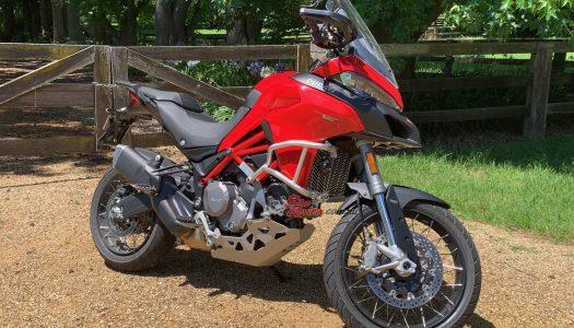 Review: Ducati Multistrada 950 S Enduro Pack