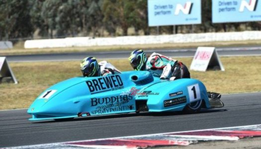 ASBK News: Round2, Winton Support Classes
