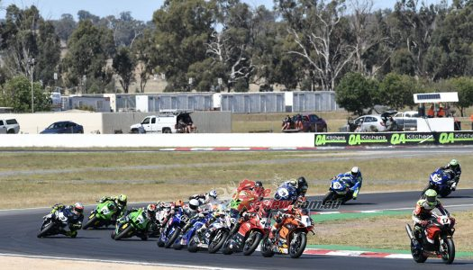 Alpinestars have Partnered With ASBK for 2021