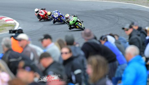 ASBK Fans return to the Grandstands of Winton Raceway