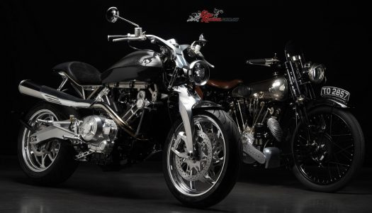 New Model: 2021 Brough Superior Lawrence price & specs