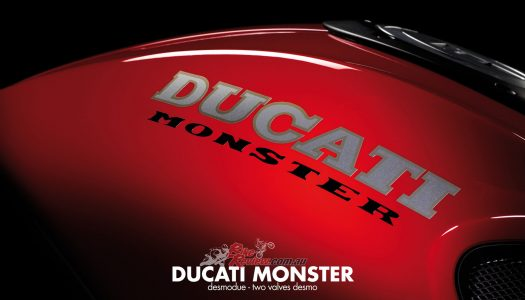 New Book: History of the Ducati Monster