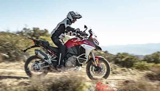 Review: 2021 Ducati Multistrada V4 S