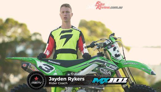 Empire Kawasaki confirm MX1 rider Jayden Rykers