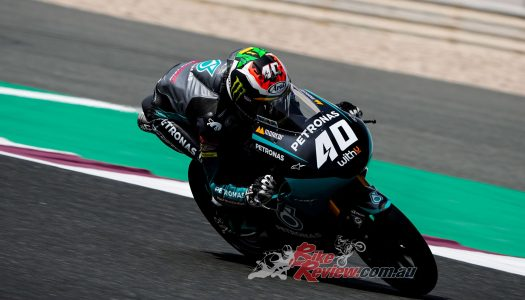 Moto3 News: Binder, McPhee and Masia shine at Qatar