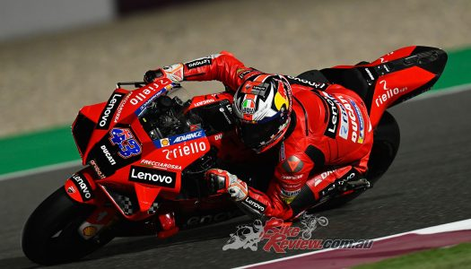 MotoGP Gallery: The best shots from the official test at Doha