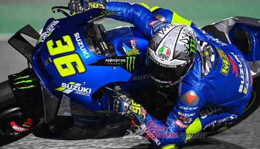 Suzuki extends agreement to compete in MotoGP