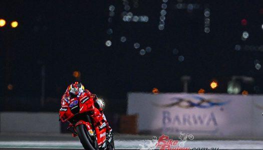 MotoGP News: Barwa Grand Prix of Qatar, Day One Reports