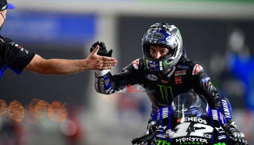 MotoGP: Vinales  Stunner at Rd1, Qatar, report: all classes