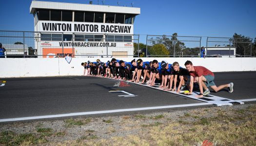 Winton Raceway Becomes The Home of the OJC
