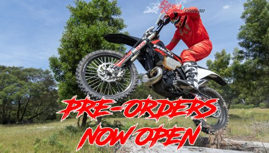 Rieju Open Pre-orders For Their New Enduro Range