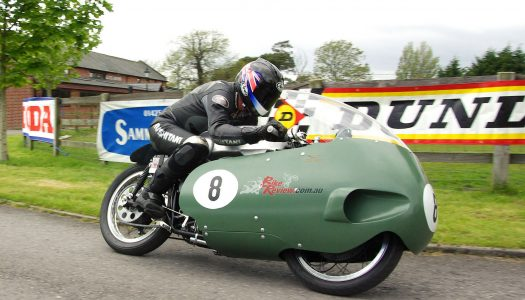 Throwback Thursday: 1956 Moto Guzzi 500 V8 GP Racer