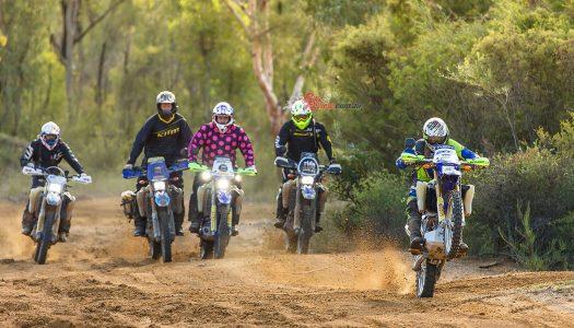 RideADV's annual Yamaha WR250R Rally Back For 2021
