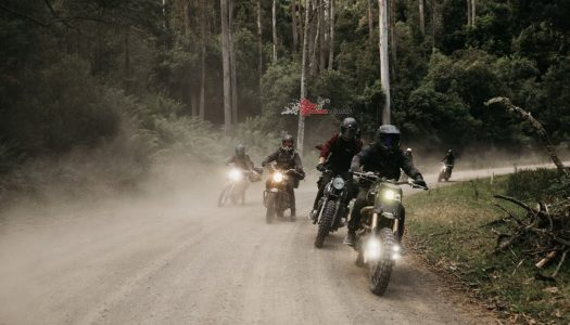 Motorcycle Movie Premiere: Wide Of The Mark