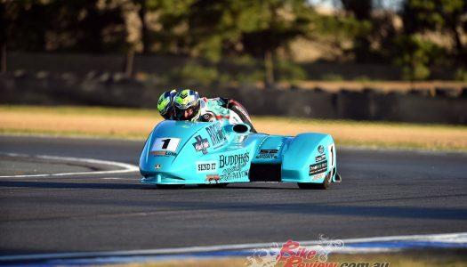 ASBK News: Friday reports, Rd3, Wakefield Park Raceway