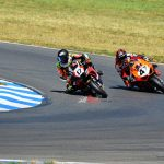 ASBK Fans Treated To A Nail Biting Race At Wakefield