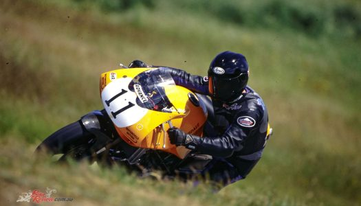 Throwback Thursday: 25 Years, The Drysdale 750 V8