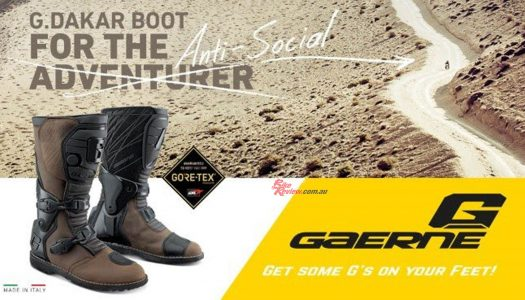 New Product: Gaerne G.Dakar Boots