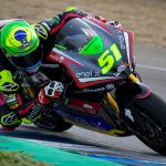 Granado tops time sheets as MotoE testing concludes